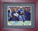 Tony Dorsett Autograph Sports Memorabilia, Click Image for more info!