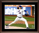 Jacob DeGrom Autograph Sports Memorabilia, Click Image for more info!