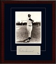 Howard Elston Autograph Sports Memorabilia, Click Image for more info!