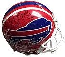 Jim Kelly Autograph Sports Memorabilia, Click Image for more info!