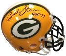 Bart Starr Autograph Sports Memorabilia from Sports Memorabilia On Main Street, sportsonmainstreet.com, Click Image for more info!