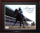 American PharoahVictor Espinoza Autograph Sports Memorabilia, Click Image for more info!