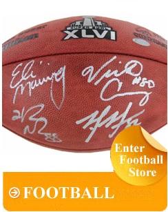 football memorabilia on sportsonmainstreet.com