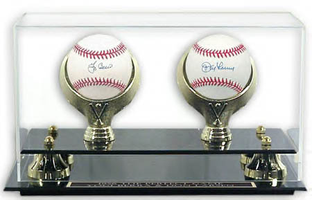 Official Double  Baseball Autograph Sports Memorabilia from Sports Memorabilia On Main Street, sportsonmainstreet.com