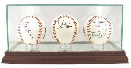 Official Triple Baseball Autograph Sports Memorabilia from Sports Memorabilia On Main Street, sportsonmainstreet.com