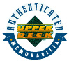 Upper Deck Authenticated Authentic Autographed Sports Memorabilia from Sports Memorabilia On Main Street