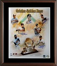 7 Baltimore Orioles Golden Glove Winners w/ Cal Ripken Jr., Brooks Robinson, Roberto Alomar Autograph Sports Memorabilia, Click Image for more info!