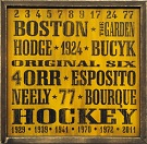 Boston Bruins Autograph Sports Memorabilia, Click Image for more info!