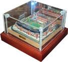 Baltimore Orioles Cambden YardsReplica Stadium with Display Case Autograph Sports Memorabilia, Click Image for more info!
