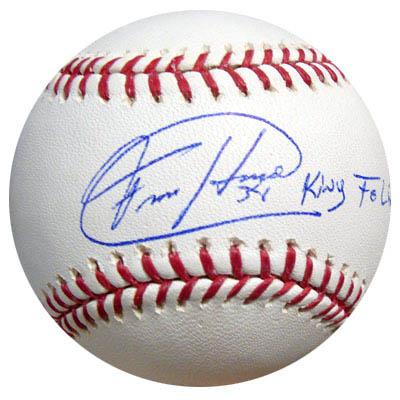 FelixHernandez Autograph Sports Memorabilia from Sports Memorabilia On Main Street, sportsonmainstreet.com