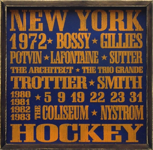 New YokIslanders Autograph Sports Memorabilia from Sports Memorabilia On Main Street, sportsonmainstreet.com