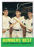 Mickey Mantle, Tom Tresh, and Bobby Richardson Autograph Sports Memorabilia, Click Image for more info!