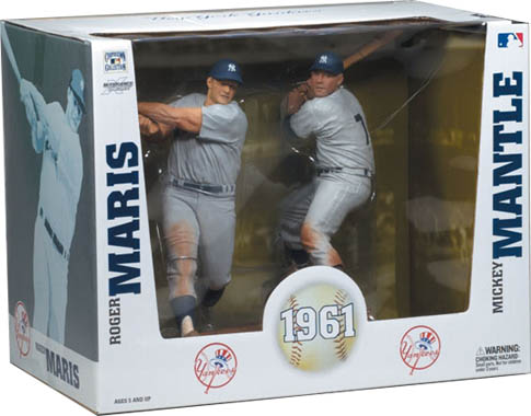 Roger Maris and Mickey Mantle Autograph Sports Memorabilia from Sports Memorabilia On Main Street, sportsonmainstreet.com
