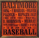 Baltimore Orioles Gift from Gifts On Main Street, Cow Over The Moon Gifts, Click Image for more info!