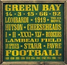 Green Bay Packers Gift from Gifts On Main Street, Cow Over The Moon Gifts, Click Image for more info!