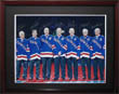New York Rangers Retired Numbers Autograph Sports Memorabilia, Click Image for more info!