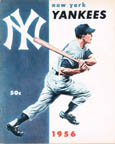 1956 New York Yankees Autograph Sports Memorabilia, Click Image for more info!