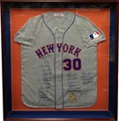 1969 New York Mets World Series Championship Team Autograph Sports Memorabilia, Click Image for more info!