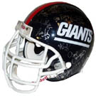 1986 New York Giants Super Bowl Championship Team Autograph Sports Memorabilia On Main Street, Click Image for More Info!