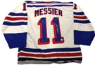 1994 New York Rangers Mark Messier, Brian Leetch, Richter & Graves Autograph Sports Memorabilia, Click Image for more info!