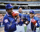 Darryl Strawberry, Dwight Gooden, & Mike Tyson Autograph Sports Memorabilia, Click Image for more info!