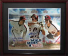 Mike Schmidt, Pete Rose, and Steve Carlton Autograph Sports Memorabilia, Click Image for more info!