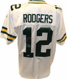Aaron Rodgers Autograph Sports Memorabilia, Click Image for more info!