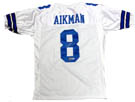 Troy Aikman Autograph Sports Memorabilia, Click Image for more info!