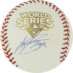 9734d3dd96e A.J. Burnett Autograph Sports Memorabilia from Sports Memorabilia On Main  Street