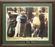 Tiger Woods, Jack Nicklaus, and Arnold Palmer Autograph Sports Memorabilia, Click Image for more info!