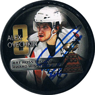 AlexanderOvechkin Autograph Sports Memorabilia from Sports Memorabilia On Main Street, sportsonmainstreet.com