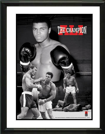 Muhammad Ali Autograph Sports Memorabilia from Sports Memorabilia On Main Street, sportsonmainstreet.com