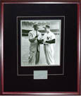 Mel Allen Autograph Sports Memorabilia, Click Image for more info!