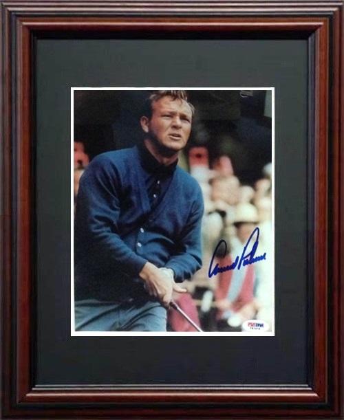 ArnoldPalmer Autograph Sports Memorabilia from Sports Memorabilia On Main Street, sportsonmainstreet.com