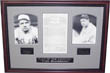 Babe Ruth Sale of the Century Autograph Sports Memorabilia, Click Image for more info!