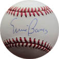 Ernie Banks Autograph Sports Memorabilia, Click Image for more info!
