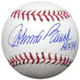 Johnny Bench Autograph Sports Memorabilia, Click Image for more info!