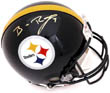 Ben Roethlisberger Autograph Sports Memorabilia, Click Image for more info!