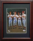 Cincinatti Reds Big Red Machine Autograph Sports Memorabilia, Click Image for more info!