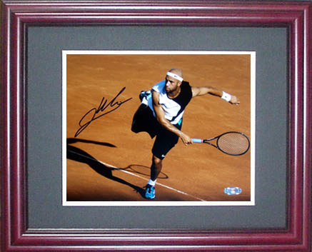 James Blake Autograph Sports Memorabilia from Sports Memorabilia On Main Street, sportsonmainstreet.com
