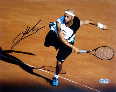 JamesBlake Autograph Sports Memorabilia from Sports Memorabilia On Main Street, sportsonmainstreet.com