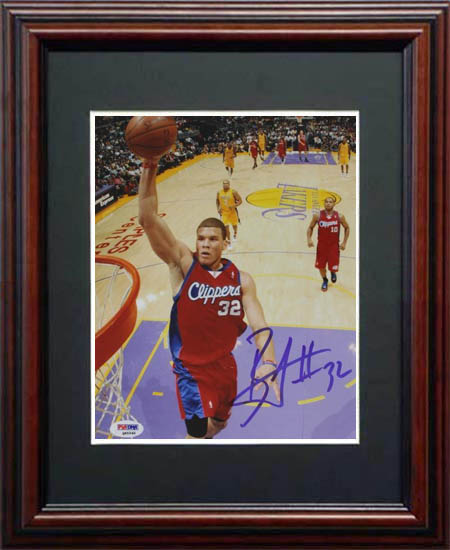 Blake Griffin Autograph Sports Memorabilia from Sports Memorabilia On Main Street, sportsonmainstreet.com