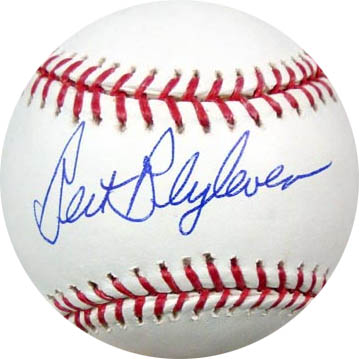 BertBlylevin Autograph Sports Memorabilia from Sports Memorabilia On Main Street, sportsonmainstreet.com