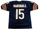 Brandon Marshall Autograph Sports Memorabilia, Click Image for more info!