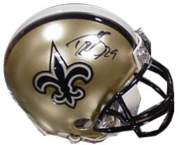 Drew Brees Autograph Sports Memorabilia from Sports Memorabilia On Main Street, sportsonmainstreet.com