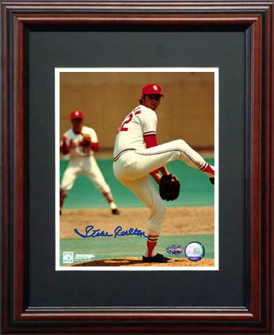Steve Carlton Autograph Sports Memorabilia from Sports Memorabilia On Main Street, sportsonmainstreet.com