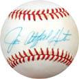 Jim CatfishHunter Autograph Sports Memorabilia, Click Image for more info!