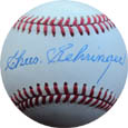 Chas Gehringer Autograph Sports Memorabilia, Click Image for more info!
