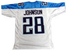 Chris Johnson Autograph Sports Memorabilia, Click Image for more info!