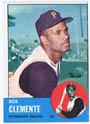 RobertoClemente Autograph Sports Memorabilia, Click Image for more info!